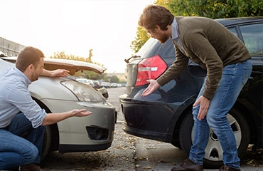 Motorists forced to pay in non-fault accidents